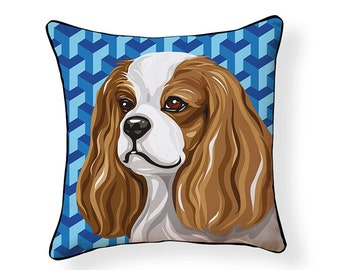 Pooch Décor: King Charles Spaniel Pillow