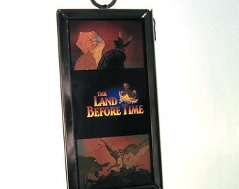 The Land Before Time Necklace - Recycled Movie Film