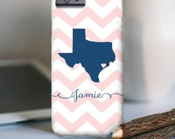 iPhone 7 Personalized Case  - State love  - other models available