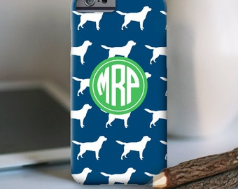 iPhone 6s case - Labrador - Choose your dog breed and color