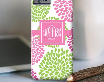 iPhone 7 Personalized Case  - Mums monogram  - other models available