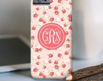 iPhone 7 Personalized Case  - Sweet Roses  - other models available