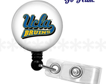 ID reel with MYLAR covering... UCLA