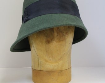 Cloche Hat Winter