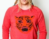 Men's Crying Tiger Sweatshirt