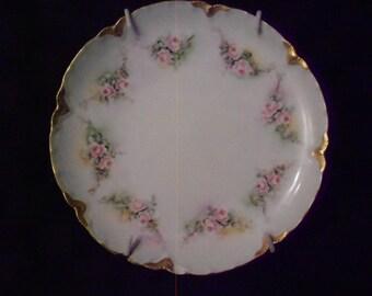 Haviland France Plate