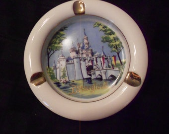 Ashtray/Disneyland/ Vintage