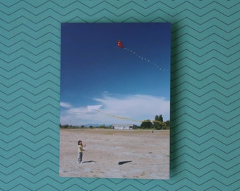 Soaring Kite Notecard