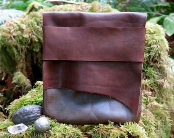 Forest Light Traveler Eco Leather Case