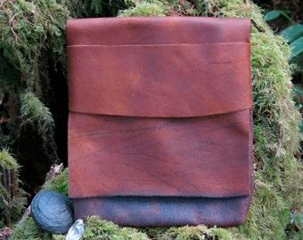 Natural Rustic Light Traveler Eco Leather Holder