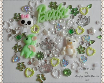 Decoden Kit - It's all Minty