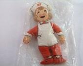 Vintage TastyKake Mascot Advertising Doll