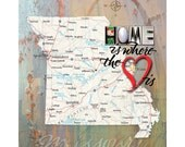Saint Louis is where the heart is!