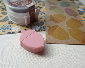 Acorn - Hand Carved Rubber Stamp