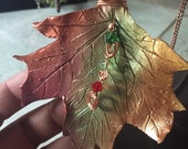 Enchanted leaf