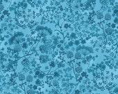 Clearance Sale - Teal Floral Natural Wonders - 2881-17