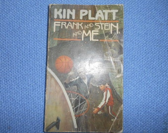 1982 Scholastic book by Kin Platt- Frank and Stein and Me