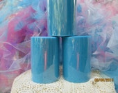 Turquoise Tutu Tulle  1 Roll  6 Inches Wide   100 Yards Long   300 Feet