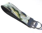Fish Keychain - Keychain - Key Chain - Gift for Him - Walleye - Teacher Gift