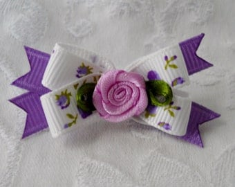 Tiny lilacs Boutique Dog Bow