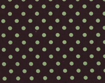 Michael Miller Mint Dumb Dot Cotton Fabric by the yard