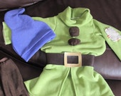 Dwarf costume to go with snow white upto 5t