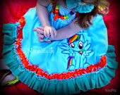 Rainbow Dash - My Little Pony Product ID #RDMLP2