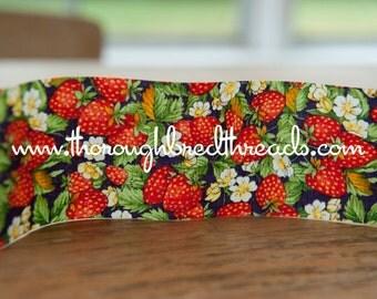 Strawberry Garden- 3 yards  Mod Juvenile Vintage Craft Ribbon Adorable