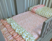 Unique Bed Skirt And Sham Related Items Etsy