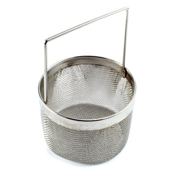 Eurotool Small Task Basket Stainless Steel New 30 Off