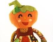 Piper Pumpkin Plush