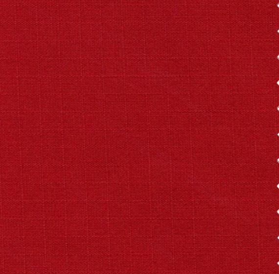 60 inch wide cotton ripstop fabric red by the yard for Children s clothing fabric by the yard