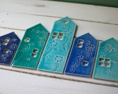 Hanging Row House tiles