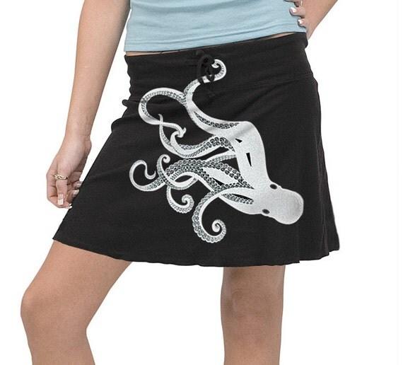 Octopus Skirt