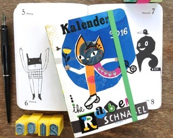 planner, 2016, drawings, berlin, artists,