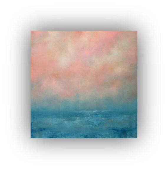Oil Painting Sky Palette