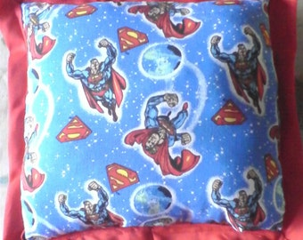 Superman Tooth Pillow