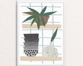 Shelf Life A4 Print