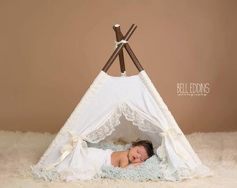 HOPE - teepee, tent, play tent, photo prop