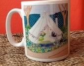 Happy Glamping Mug