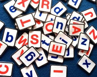 Alphabet Felt Board  Bundle Deal. 104 pcs / Alphabet letters, sign language, objects (A-Z) SLPs