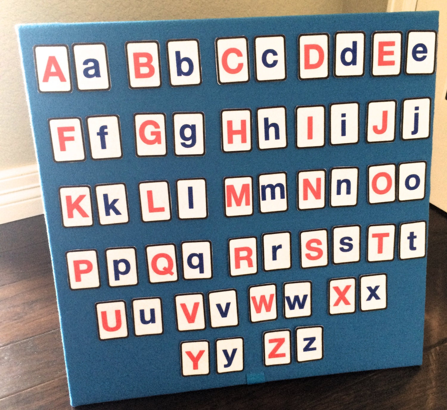 Alphabet felt board bundle deal 104 pcs alphabet letters for Felt letter sign