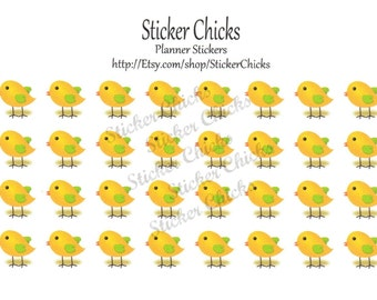 The Sticker Chick's Chick Planner Stickers
