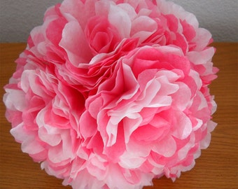 Paper Flower Wedding Bouquet You Choose The Colors