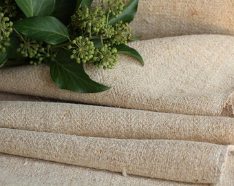 C 526 antique STAIRRUNNER ROLL upholstering fabric runner cushion 27.32y handloomed 25.20 inches wide biological fabric