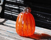 "Tall Pumpkin, 5"" Blo..."