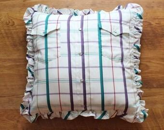Custom T Shirt Pillow Case Pillow Sham Memory Pillow