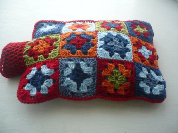 Hot Water Bottle Cover/Cozy