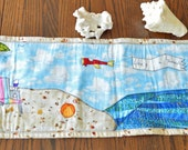Quilted Beach Table Runner