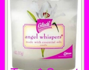 WHISPERING ANGELS Soy Wax Melts - Air Freshener Type* Dupe Scent - Soy Wax Tart - Wickless Candle - Highly Scented - Hand Poured USA